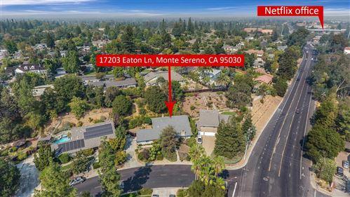 Tiny photo for 17203 Eaton LN, MONTE SERENO, CA 95030 (MLS # ML81815082)