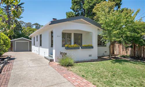 Tiny photo for 837 Linden Avenue, BURLINGAME, CA 94010 (MLS # ML81854082)