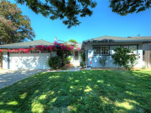 Photo of 1437 Merrywood Drive, SAN JOSE, CA 95118 (MLS # ML81864083)