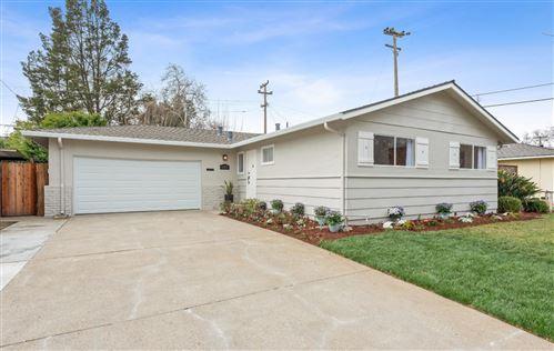 Photo of 6317 Cloverhill DR, SAN JOSE, CA 95120 (MLS # ML81831084)