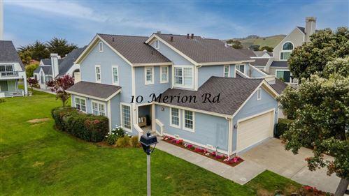 Photo of 10 Merion Road, HALF MOON BAY, CA 94019 (MLS # ML81844086)