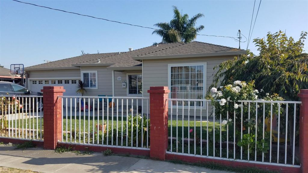 Photo for 40 Midway AVE, SALINAS, CA 93905 (MLS # ML81775087)