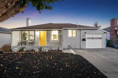 Photo of 243 Aviador Avenue, MILLBRAE, CA 94030 (MLS # ML81853088)