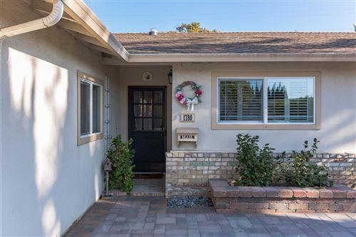 Photo of 1780 Ledgewood Drive, SAN JOSE, CA 95124 (MLS # ML81863091)