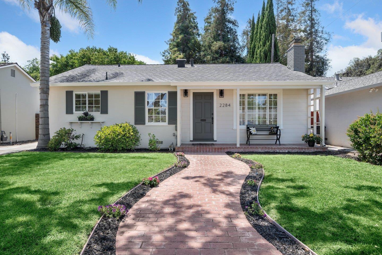 2284 Benton Street, Santa Clara, CA 95050 - MLS#: ML81854091