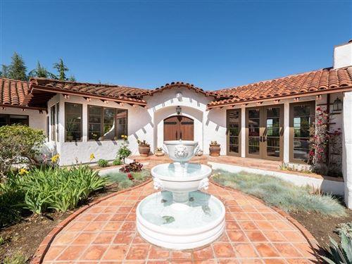 Photo of 23715 Camino Hermoso Drive, LOS ALTOS HILLS, CA 94024 (MLS # ML81844093)