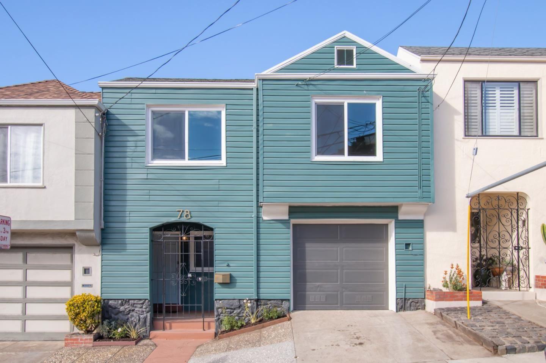 Photo for 78 Ina CT, SAN FRANCISCO, CA 94112 (MLS # ML81821093)
