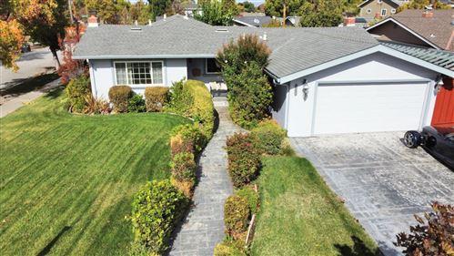 Photo of 1391 Rodney Drive, SAN JOSE, CA 95118 (MLS # ML81868094)