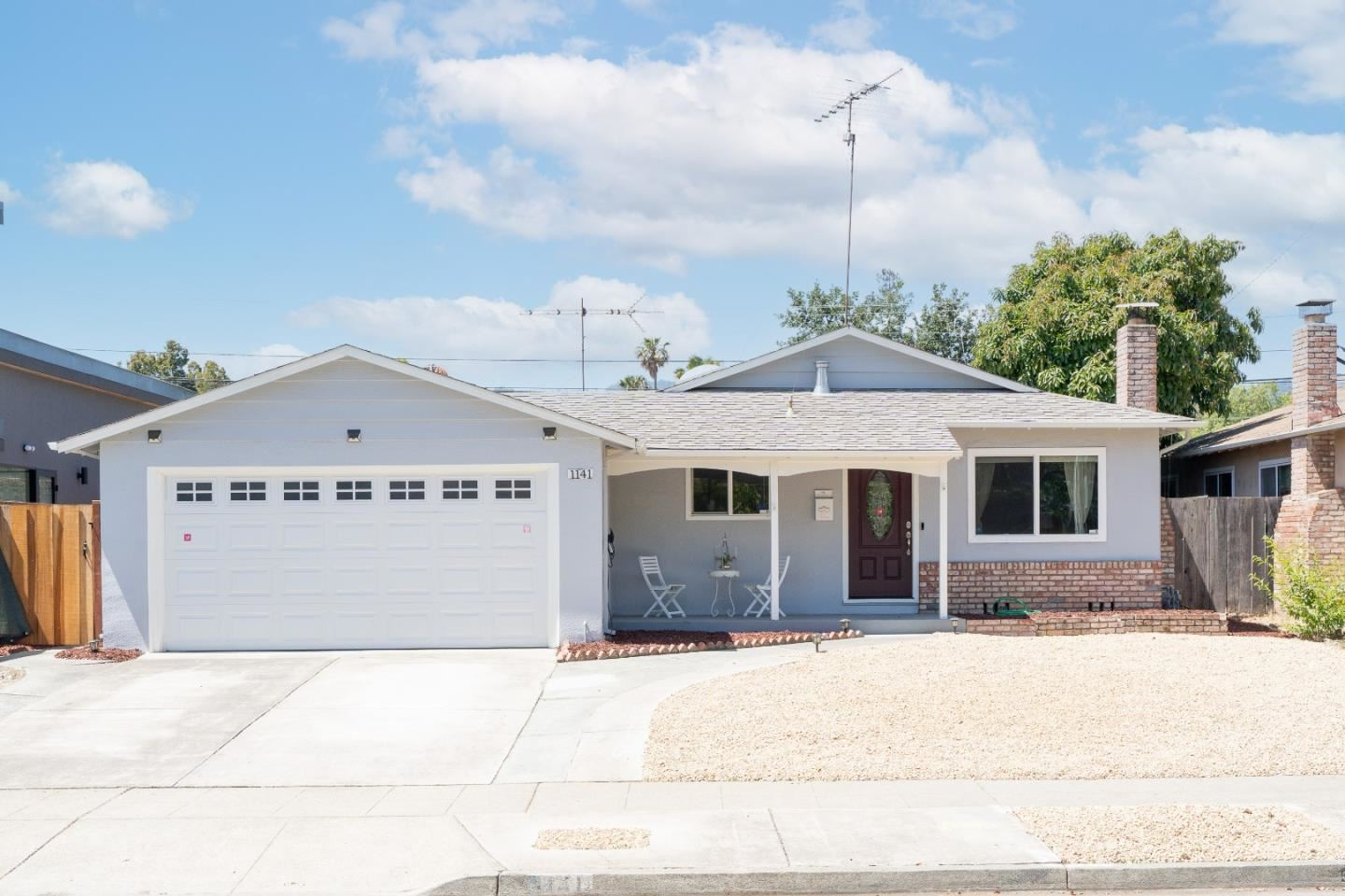 Photo for 1141 Kentwood Avenue, CUPERTINO, CA 95014 (MLS # ML81848097)
