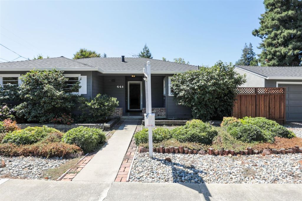 Photo for 441 Gilbert AVE, MENLO PARK, CA 94025 (MLS # ML81764098)