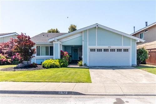 Photo of 394 Port Royal Avenue, FOSTER CITY, CA 94404 (MLS # ML81855099)
