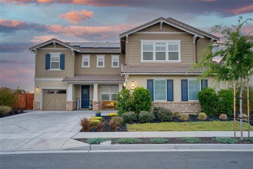 Tiny photo for 1343 Black Hawk Drive, MORGAN HILL, CA 95037 (MLS # ML81853100)
