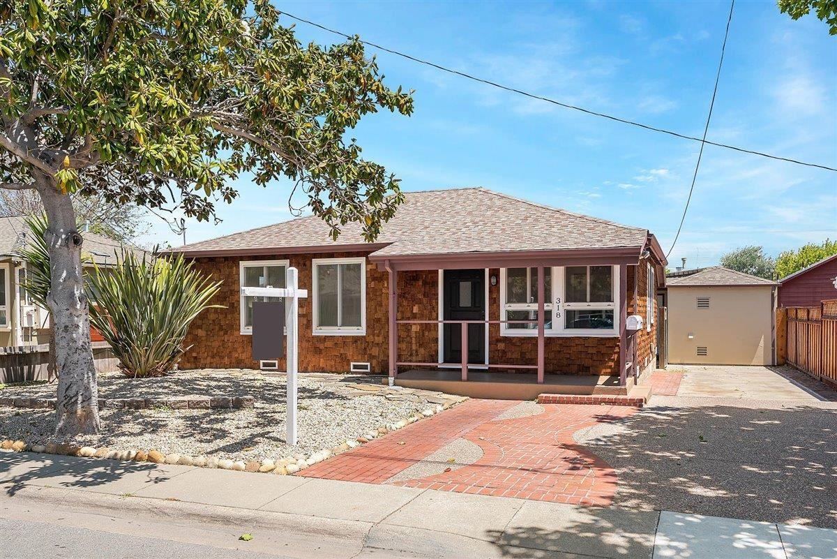 Photo for 318 Beverly Avenue, MILLBRAE, CA 94030 (MLS # ML81846100)