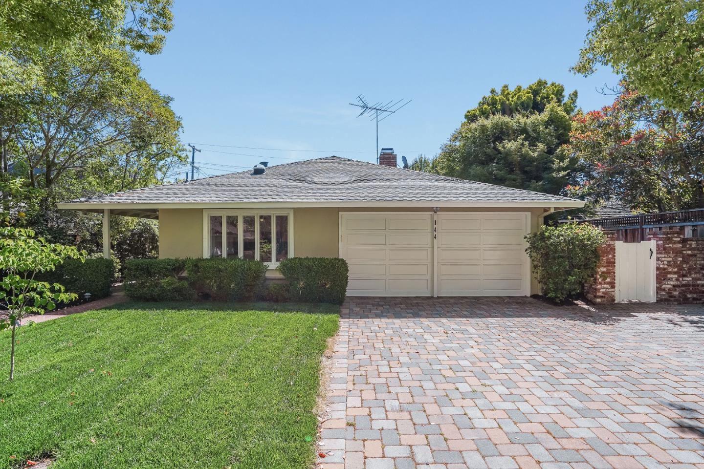 Photo for 144 Walter Hays Drive, PALO ALTO, CA 94303 (MLS # ML81848107)