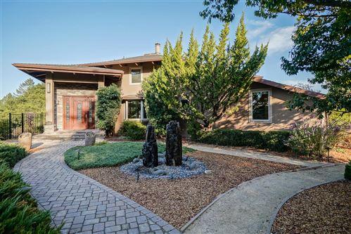 Photo of 22189 Old Santa Cruz HWY, LOS GATOS, CA 95033 (MLS # ML81823108)