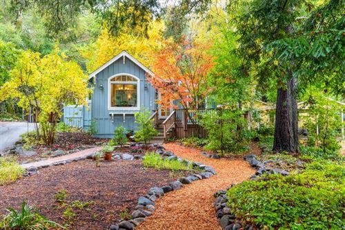Photo of 306 Fall Creek Drive, FELTON, CA 95018 (MLS # ML81868108)