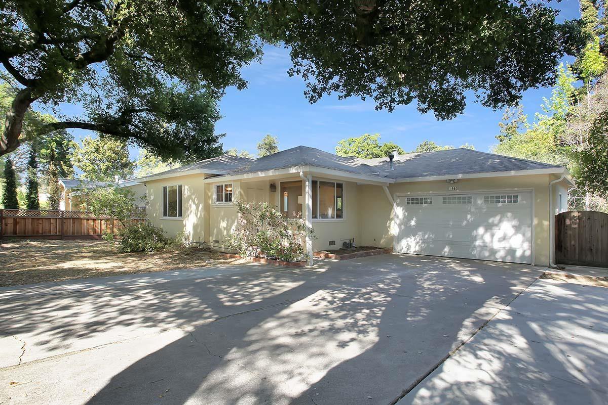 Photo for 1465 Grant Road, LOS ALTOS, CA 94024 (MLS # ML81840108)