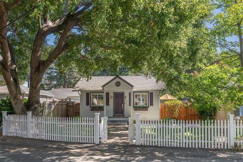 Tiny photo for 124 Oak Court, MENLO PARK, CA 94025 (MLS # ML81838110)