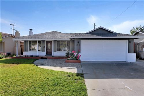 Photo of 418 Peralta Avenue, SUNNYVALE, CA 94086 (MLS # ML81843114)