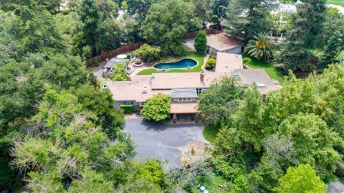 Photo of 175 Britton Avenue, ATHERTON, CA 94027 (MLS # ML81863115)