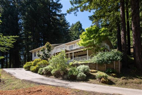 Photo of 14605 Upper East Zayante RD, LOS GATOS, CA 95033 (MLS # ML81792117)