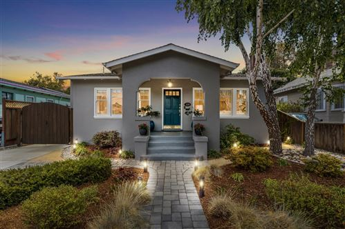 Photo of 309 Howard Avenue, BURLINGAME, CA 94010 (MLS # ML81856117)