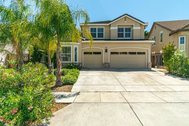 Photo for 1664 Valley Oaks Drive, GILROY, CA 95020 (MLS # ML81847118)