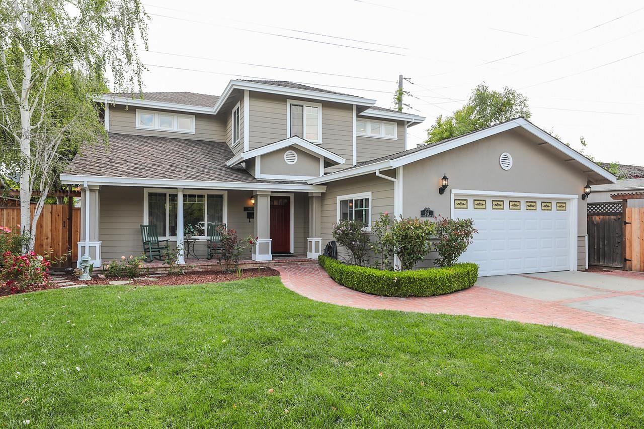 Photo for 269 Blossom Valley DR, LOS GATOS, CA 95032 (MLS # ML81837119)