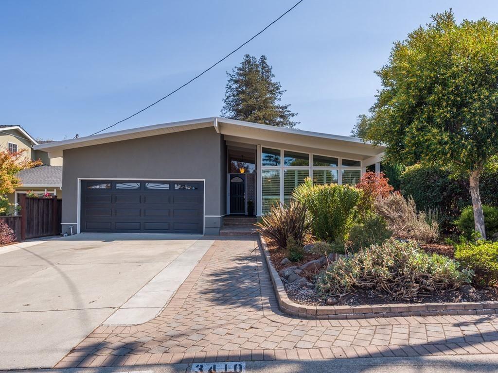 Photo for 3410 Hillcrest Drive, BELMONT, CA 94002 (MLS # ML81863119)
