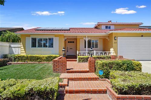 Photo of 845 Seabury Drive, SAN JOSE, CA 95136 (MLS # ML81839120)