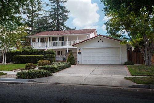 Photo of 1866 Kirkmont Drive, SAN JOSE, CA 95124 (MLS # ML81860122)