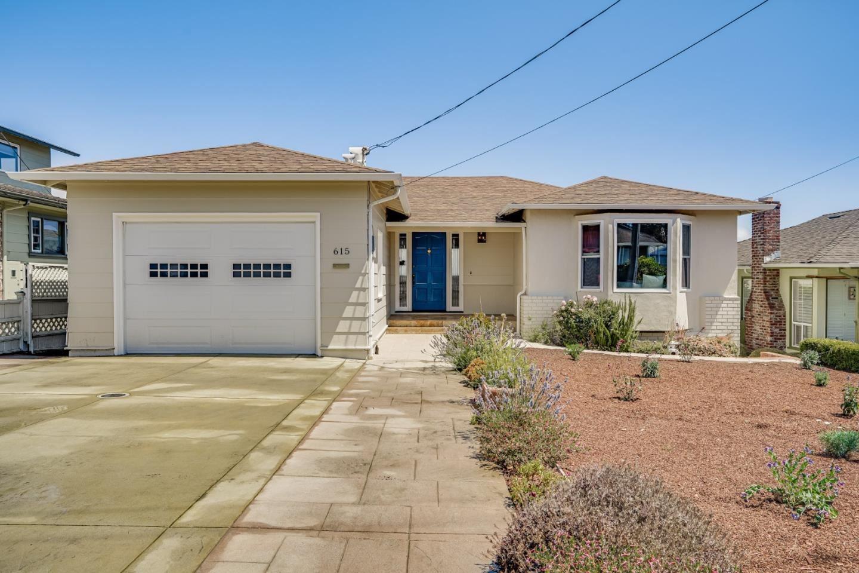 Photo for 615 Santa Susana Avenue, MILLBRAE, CA 94030 (MLS # ML81855122)
