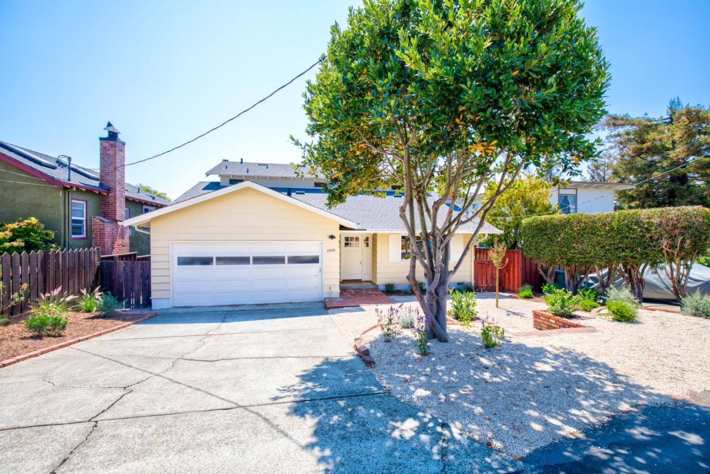 Photo for 1821 Bayview Avenue, BELMONT, CA 94002 (MLS # ML81859122)