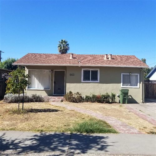 Photo of 563 Menker AVE, SAN JOSE, CA 95128 (MLS # ML81814123)