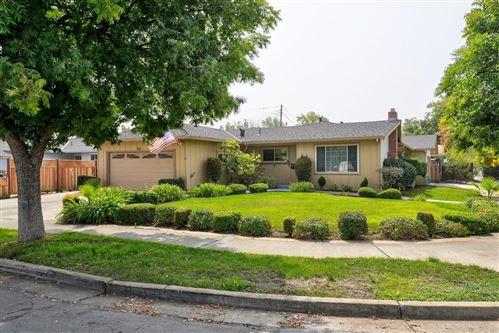 Photo of 3951 Samson WAY, SAN JOSE, CA 95124 (MLS # ML81810125)