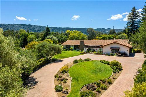 Photo of 14045 Apricot Hill, SARATOGA, CA 95070 (MLS # ML81847125)