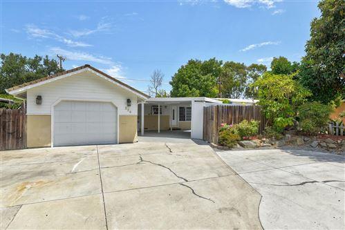 Photo of 536 Mayellen Avenue, SAN JOSE, CA 95126 (MLS # ML81856125)