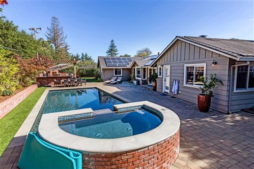 Tiny photo for 135 Longmeadow Drive, LOS GATOS, CA 95032 (MLS # ML81862127)