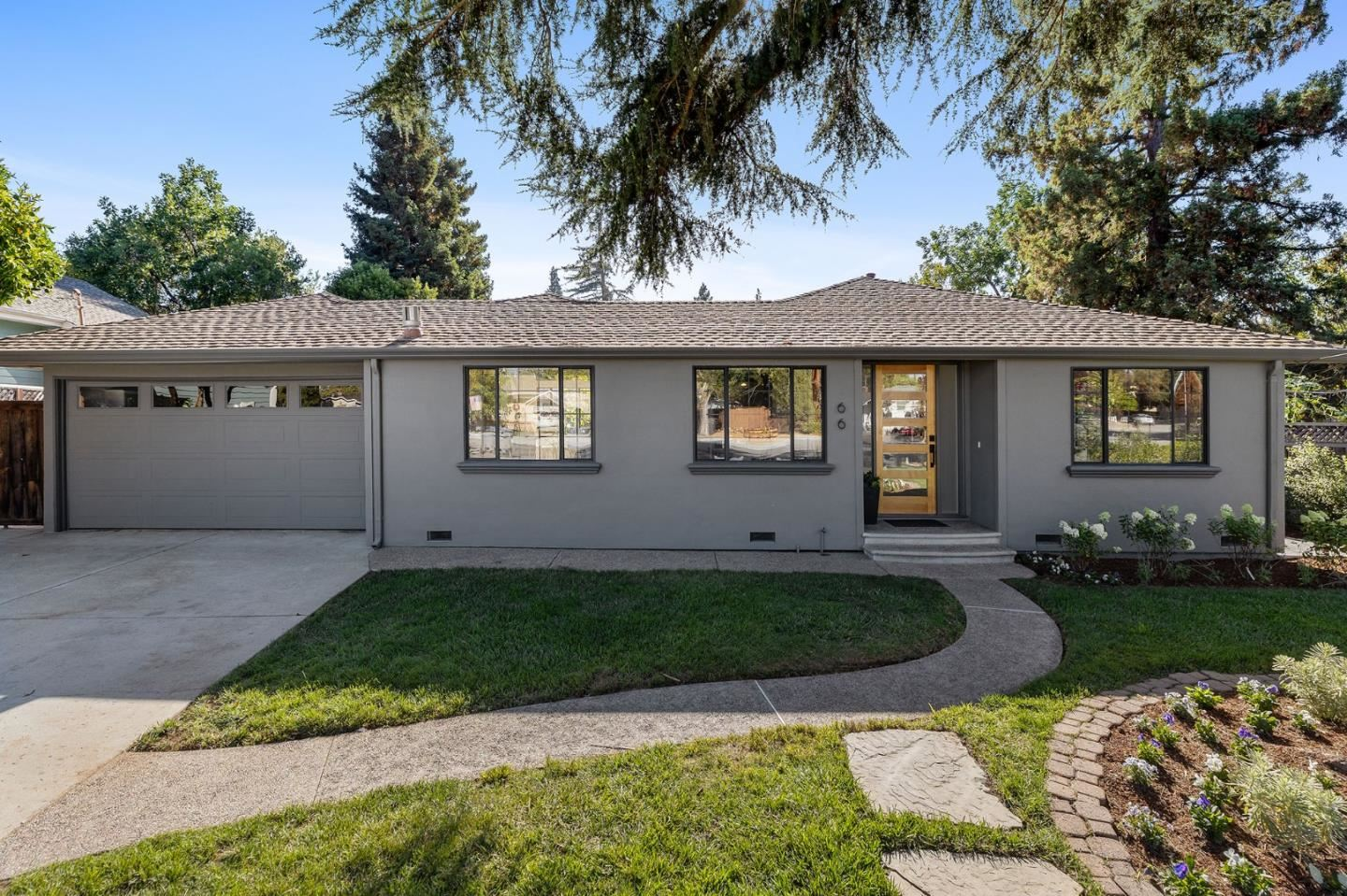 Photo for 66 Starr Way, MOUNTAIN VIEW, CA 94040 (MLS # ML81861127)