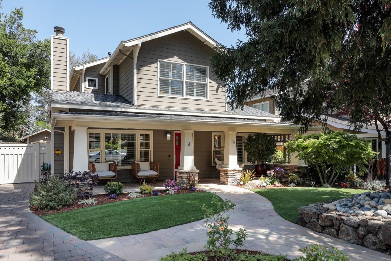 Photo for 79 Del Monte Avenue, LOS ALTOS, CA 94022 (MLS # ML81839129)