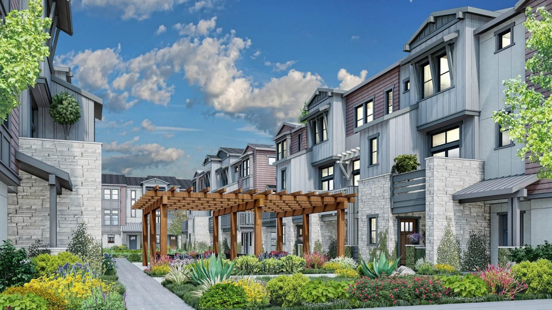 Photo for 308 Scarlett Terrace, MOUNTAIN VIEW, CA 94043 (MLS # ML81841129)