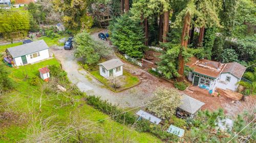 Photo of 1420 Glen Canyon RD, SANTA CRUZ, CA 95060 (MLS # ML81780131)