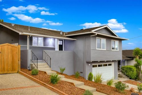 Photo of 160 Castleton WAY, SAN BRUNO, CA 94066 (MLS # ML81810131)