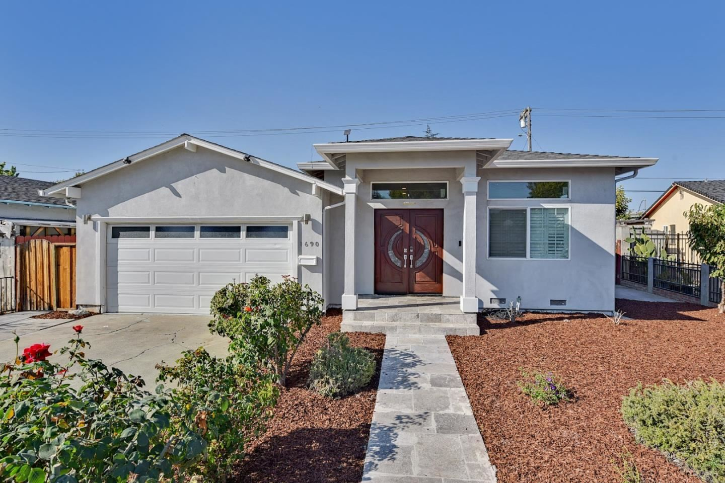 Photo for 1690 Spring Street, MOUNTAIN VIEW, CA 94043 (MLS # ML81862131)