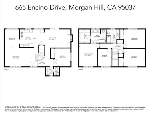 Tiny photo for 665 Encino DR, MORGAN HILL, CA 95037 (MLS # ML81814133)