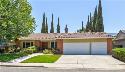 Photo of 1540 Capitancillos Drive, SAN JOSE, CA 95120 (MLS # ML81848133)