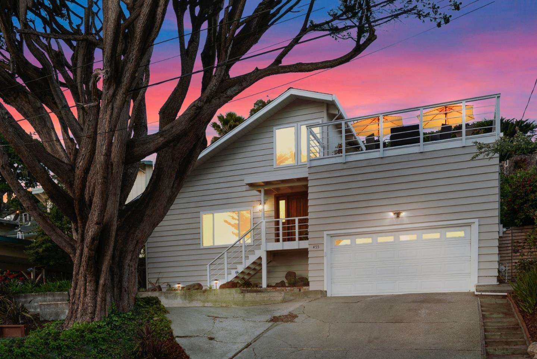 Photo for 455 Monterey Drive, APTOS, CA 95003 (MLS # ML81845134)