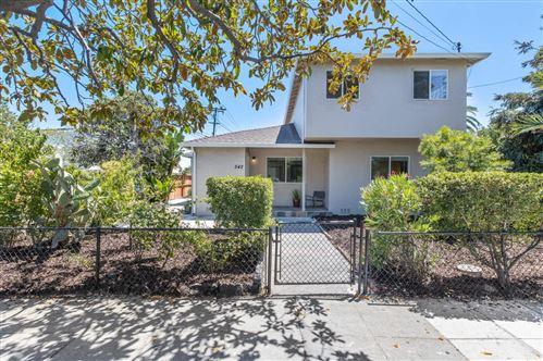 Photo of 540-542 Laurel Street, REDWOOD CITY, CA 94063 (MLS # ML81856136)