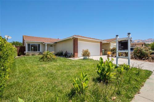 Photo of 3025 Damico Drive, SAN JOSE, CA 95148 (MLS # ML81850137)