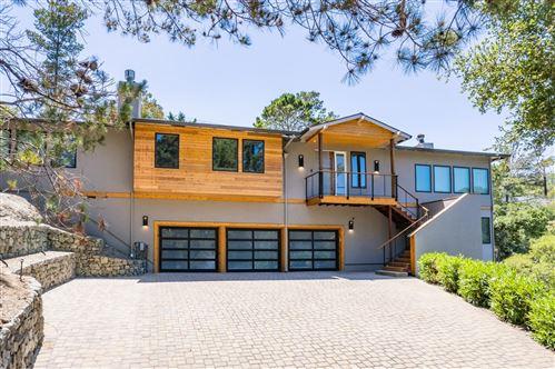 Photo of 105 Glengarry Way, HILLSBOROUGH, CA 94010 (MLS # ML81856139)